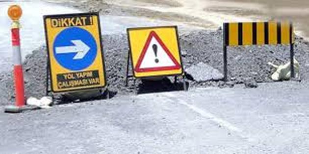 Lefkoşa'da iki kavşak hafta sonu trafiğe kapalı olacak