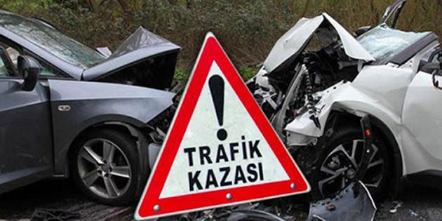 KKTC'de geçen hafta 37 trafik kazası meydana geldi, 7 kişi yaralandı