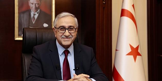 Cumhurbaşkanı Akıncı, Mağusa Türk Gücü'nü kutladı