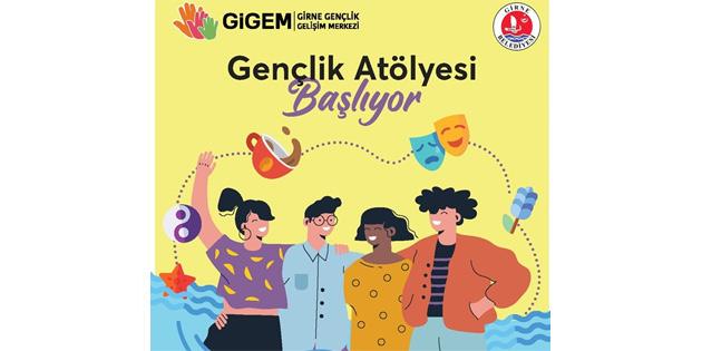 Girne'de gençlik atölyesi düzenleniyor