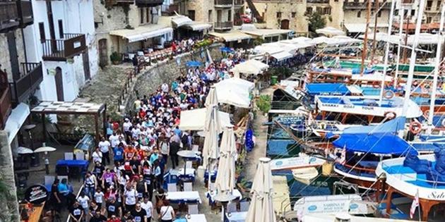 Girne Maratonu 12 Nisan 2020'de Pazar günü gerçekleşecek