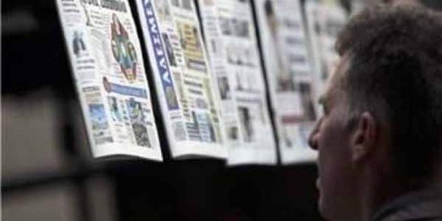 Seçim sonuçları Rum basınında