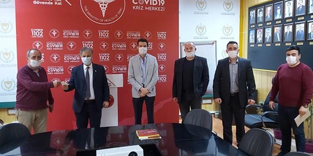 Vakıflar Bankası'ndan covid-19 ile mücadeleye 300 bin TL katkı