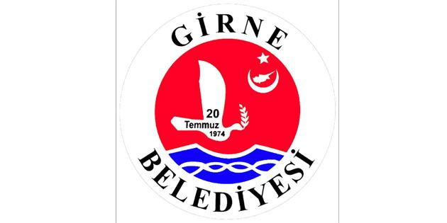 Girne Belediyesi'ne ait emlak vergisi ve su borçları bankalardan ödenebilecek