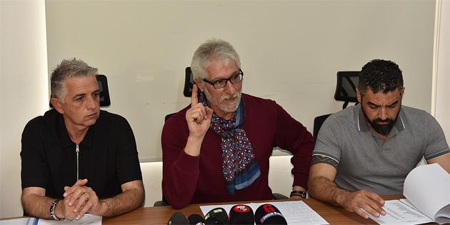 """El-Sen: """"Kıb-Tek 480 bin dolar zarara uğratıldı"""""""