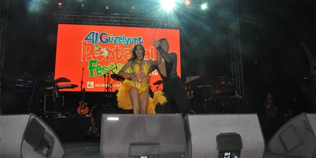 41. Güzelyurt Portakal Festivali sona erdi