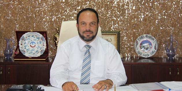 Sadıkoğlu: İskele Türk Maarif Koleji binası inşaatının yapımına başlanıyor
