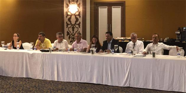 Girne Bölgesi Stratejik Gelişim Planı Çalıştayı yapıldı