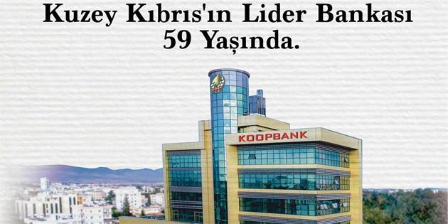 Koopbank 59 yaşında