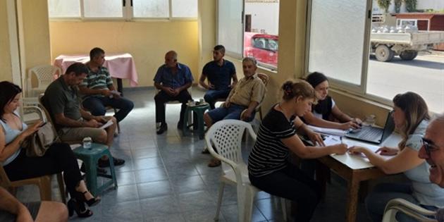 Süt hijyeni ve bilgilendirme toplantısı düzenlendi