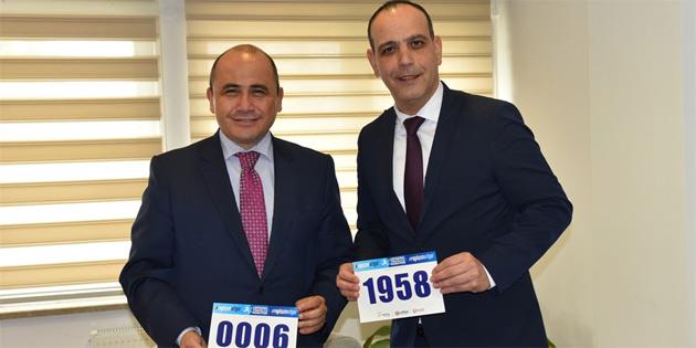 Büyükelçi Başçeri de maratona katılacak