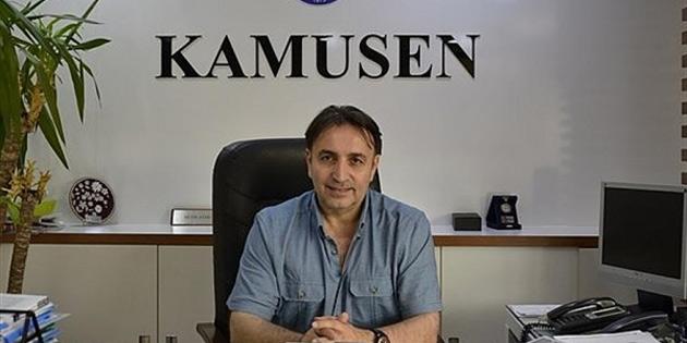 KAMUSEN'den 10 Kasım mesajı