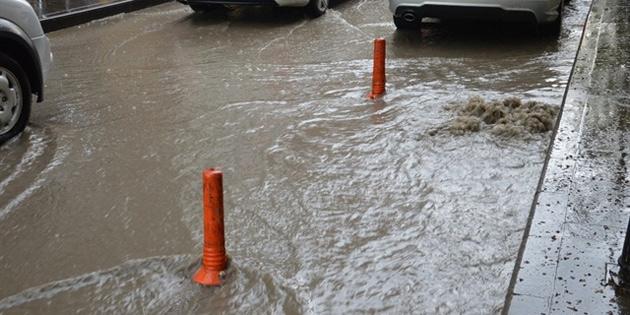 En fazla yağış Kırıkkale'de