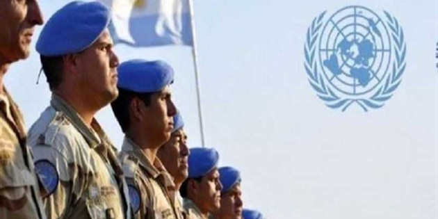 Kıbrıs'taki BM Barış Gücü'nde ilk koronavirüs vakası