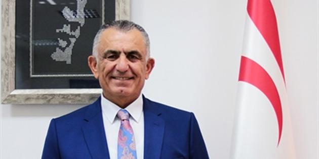 Milli Eğitim Bakanı Çavuşoğlu Kurban Bayramı'nı kutladı
