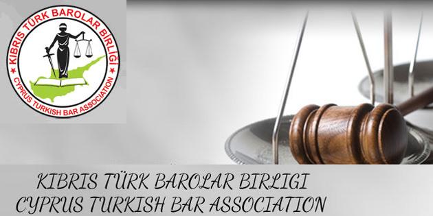 Barolar Birliği adli yıl açılış töreni yapılmayacağı için basın toplantısı düzenliyor