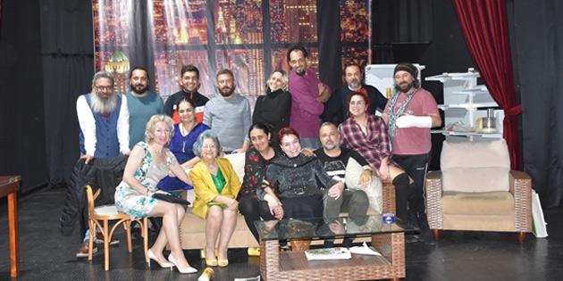 GİBETSU, 2. Maltepe Uluslararası Tiyatro Festivali'ne katılıyor