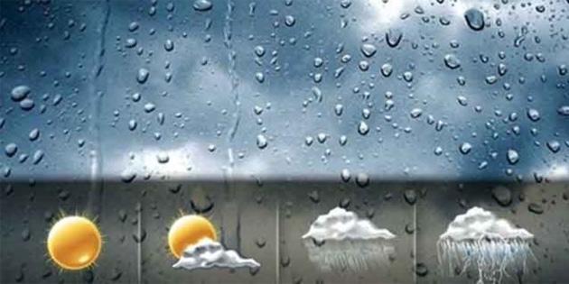 Serin hava ve yağmurun devam etmesi bekleniyor