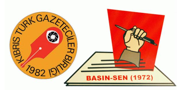 Gazeteciler Birliği ve Basın Sen'den başsağlığı mesajı