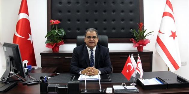 Bakan Sucuoğlu 10 Aralık İnsan Hakları Günü dolayısıyla mesaj yayımladı