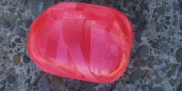 Girne Turizm Limanı'ndan giriş yapan bir kişinin üzerine yarım kilo eroin bulundu