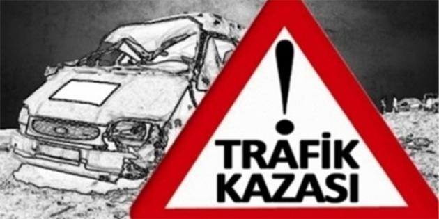 Bir haftada 62 trafik kazası