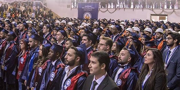 DAÜ 2019-2020 Akademik Yılı Bahar Dönemi Mezuniyet Töreni yapıldı