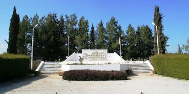 Kıbrıs barış harekatı'nın ikinci aşamasının 43. yıldönümü kutlanıyor