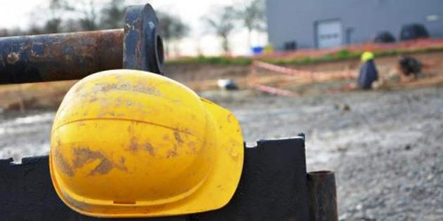 Gazimağusa'da iş kazasında 2 kişi yaralandı