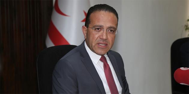 Tarım Bakanı Şahali, uzlaşıyı yazılı açıklamayla da duyurdu