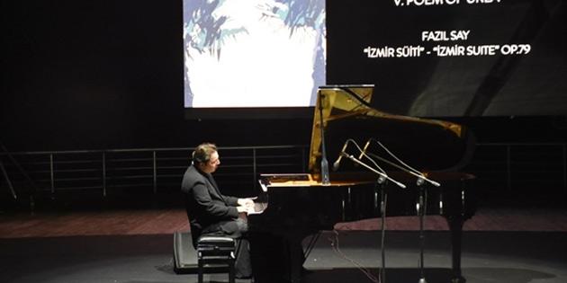 9.Girne Kültür Sanat Günleri, Fazıl Say konseriyle sona erdi