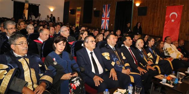 Kıbrıs Amerikan Üniversitesi 2018-2019 akademik YIL açıldı