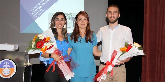 İskele Belediye personeline ruh sağlığı semineri verildi