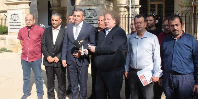 kamu-İş'in, taşeron işçi çalıştırılmaması için açtığı davanın ara emri duruşması yapıldı