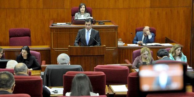 Polisle ilgili yasa önerisi komiteye çekildi