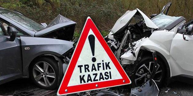 48 trafik kazası meydana geldi, 21 kişi yaralandı