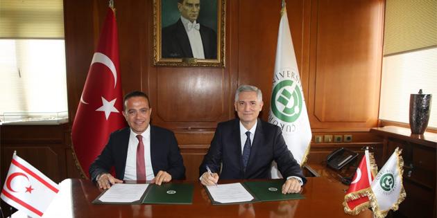 """Çukurova Üniversitesi'yle """"Tarımsal araştırma ve geliştirme-uygulama ve danışmanlık hizmetleri sözleşmesi"""" imzalandı"""