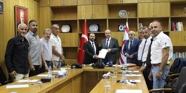 Spor İhtisas Komisyonu ilk toplantısını Başbakan Tatar başkanlığında yaptı