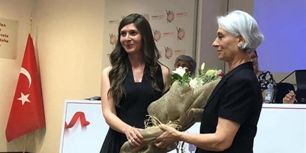İş Kadınları Derneği Başkanlığına Selin Candemir seçildi