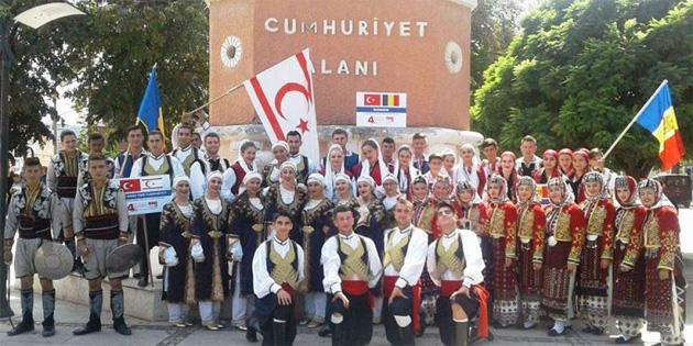 Alayköy Kültür ve Sanat Derneği Bursa'da festivale katıldı