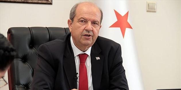 Başbakan Tatar: 'Ülkemize ve halkımıza geçmiş olsun'