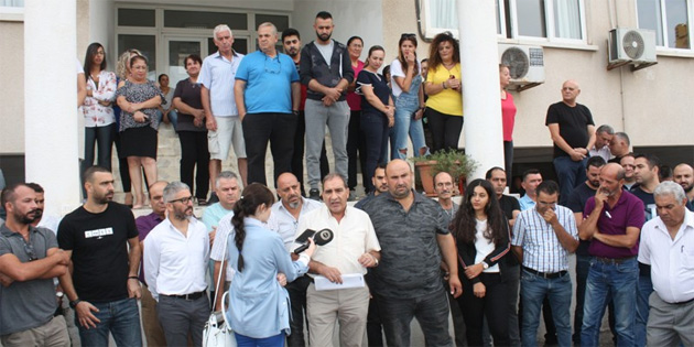 Güç-Sen, serbest liman'da çimento dolum tesisi izni verilmesine karşı çıktı