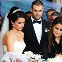 Günsel ailesinden görkemli düğün