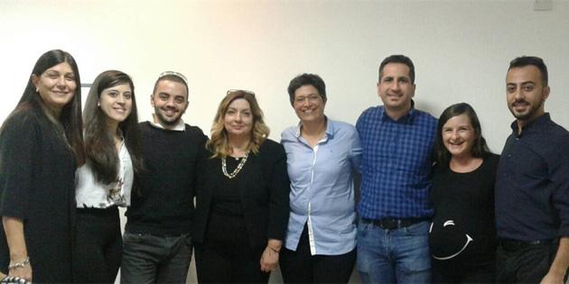 Kıbrıs Türk Eczacılar Birliği Başkanı Süay Sevinç