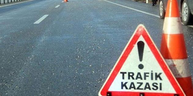 65 trafik kazasında 21 kişi yaralandı