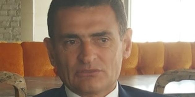 """Tarım Bakanı Oğuz: """"Ülkeye yeraltı barajı yapacağız"""""""