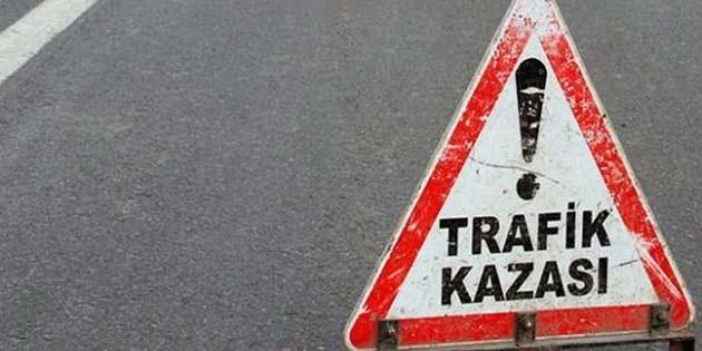 Yeşilköy'de trafik kazası