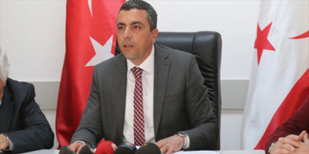 Serdaroğlu, vefatının 9. yılında Kurucu Cumhurbaşkanı Rauf Raif Denktaş'ı andı