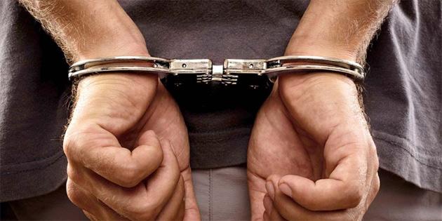 Ülkeye tekneyle kanunsuz giriş yapan bir suriyeli tutuklandı