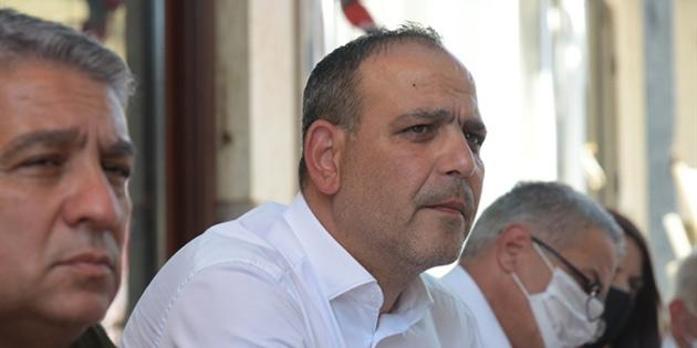 LTB Başkanı Mehmet Harmancı Arasta esnafı ile görüştü